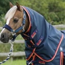 Begagnat Buster Zero Regntäcke Pony med fäste för liner