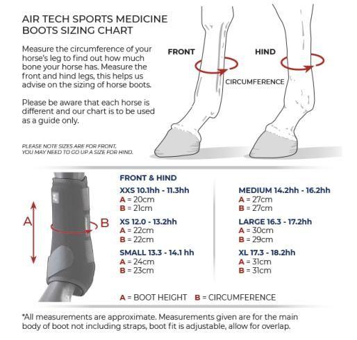Air-Tech Sport medicine boots