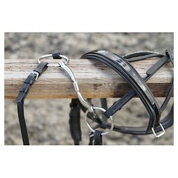 Anatomic Ring Snaffle Roll-R French Mouth
