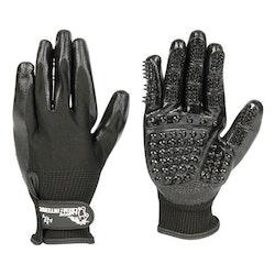 Grooming handskar