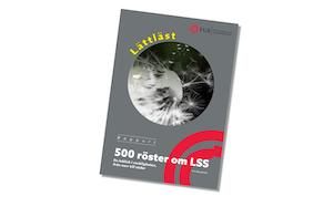 500 röster om LSS på lättläst