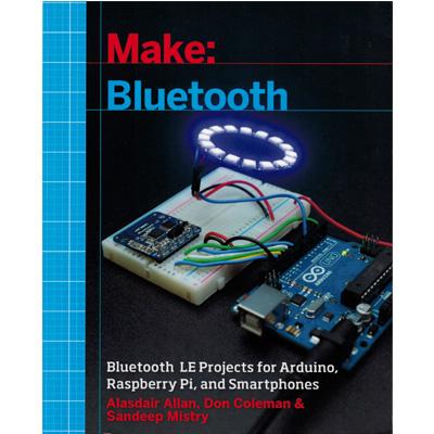 Make: Bloutooth LE - för Raspberry Pi och Arduino
