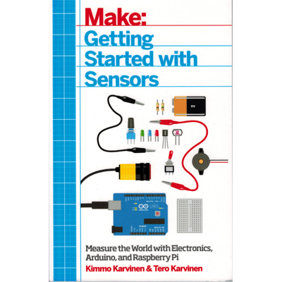 Make: Getting Started with Sensors - bild