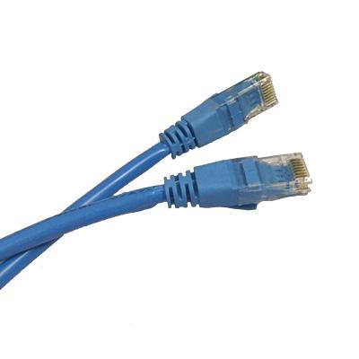 Nätverkskabel 5 m Cat6 blå