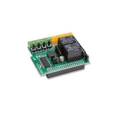 PiFace DIGITAL 2  I/O kort till Raspberry Pi - Visningsex