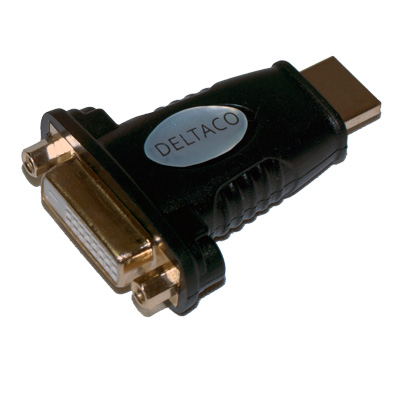 DVI hona - HDMI hane Adapter