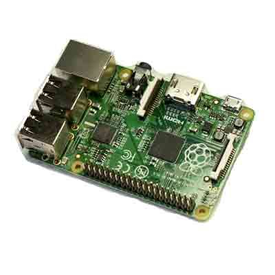Raspberry Pi 1 Model B+ - bild