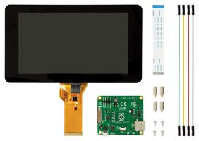"Raspberry Pi 7"" Display med touchskärm"