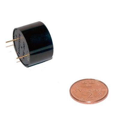 Piezo buzzer 3 KHz - bild bensida