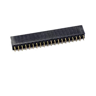 GPIO-kontakt hona/hane - bild ben 4 mm variant b