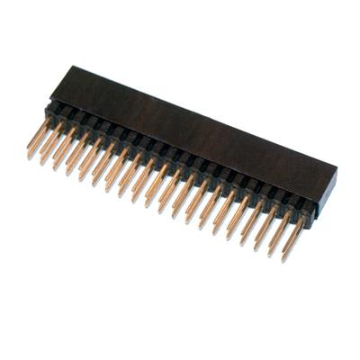 GPIO-kontakt hona/hane - bild ben 8 mm
