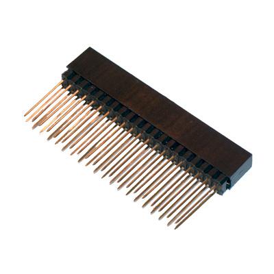 GPIO-kontakt hona/hane - bild ben 15mm