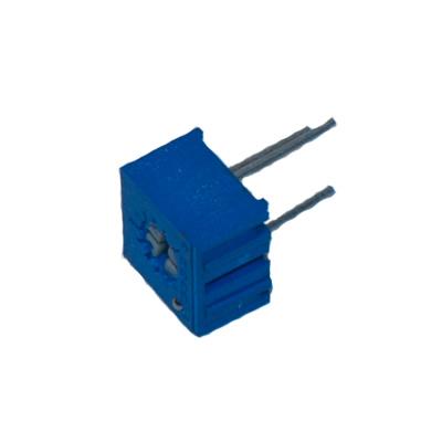 Trim pot 10 K resistor - bild framsida