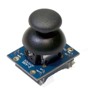 Joystick modul 2-axel analog - bild