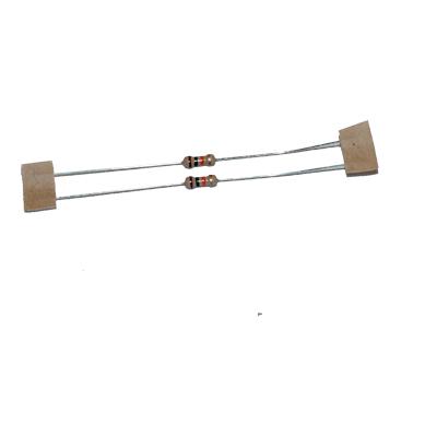 Resistor i värden kolfilm 10-pack - bild på 10 k ohm