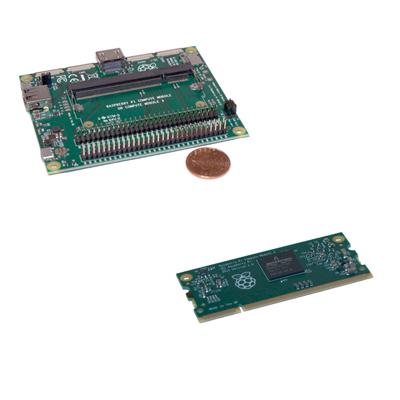 Raspberry Pi Compute Module 3 Dev Kit - Bild 1