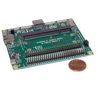 Raspberry Pi Compute Module 3 Dev Kit - Bild 2