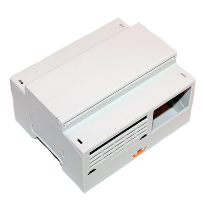 Elektroniskt plasthus för Raspberry Pi och Din-skena - bild