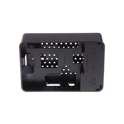 Raspberry Pi låda - DesignSpark - svart baksida - bild