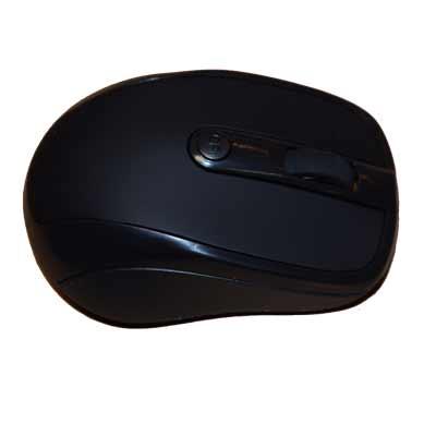 Powstro Minimus svart trådlös