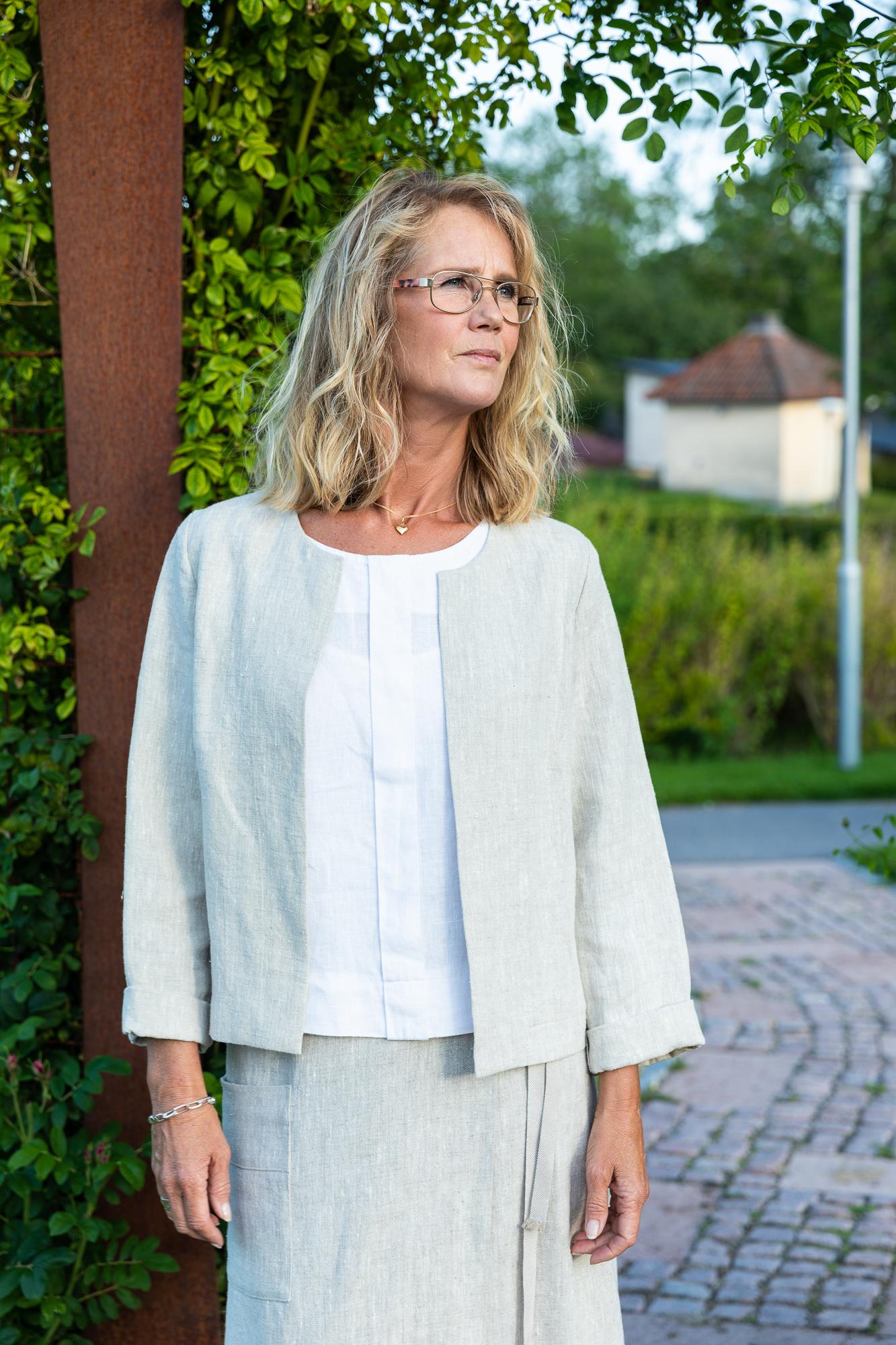 Jacka Rakel i cert linne. Sys i Sverige.