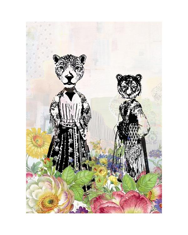 Poster Folklore Feline