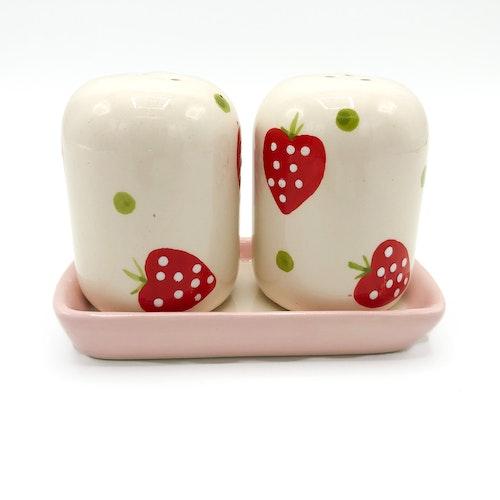 Salt & Peppar Jordgubbar
