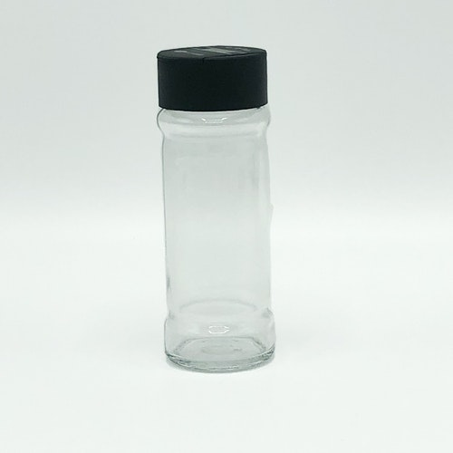 Glasburk med strölock