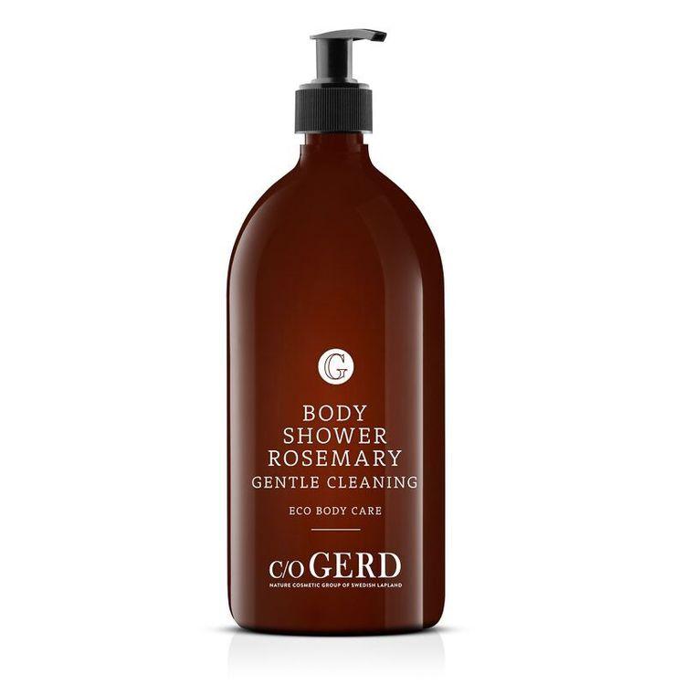 Body Shower Rosemary 500ml