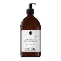 24/7 Shampoo & Body Shower 500ml