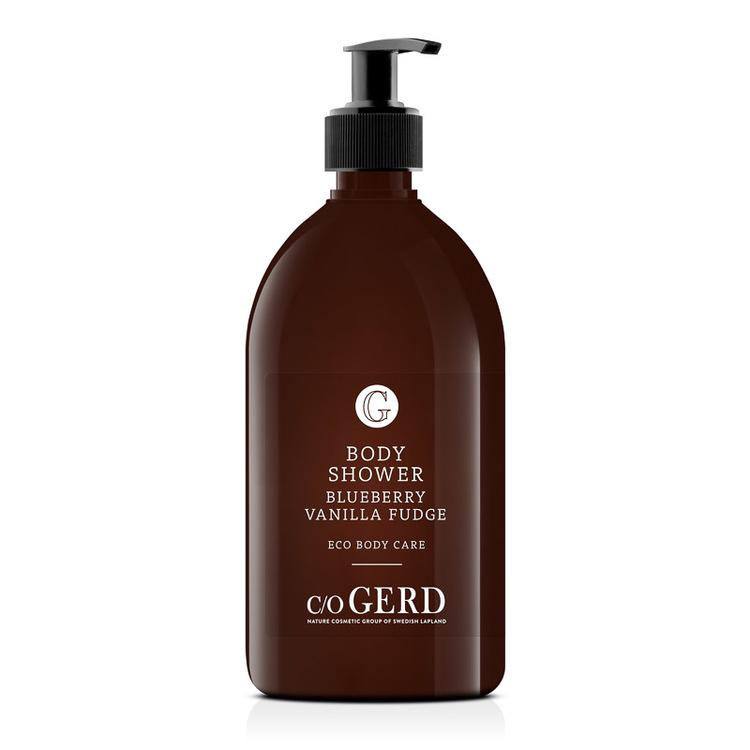 Body Shower Blueberry Vanilla Fudge 500ml