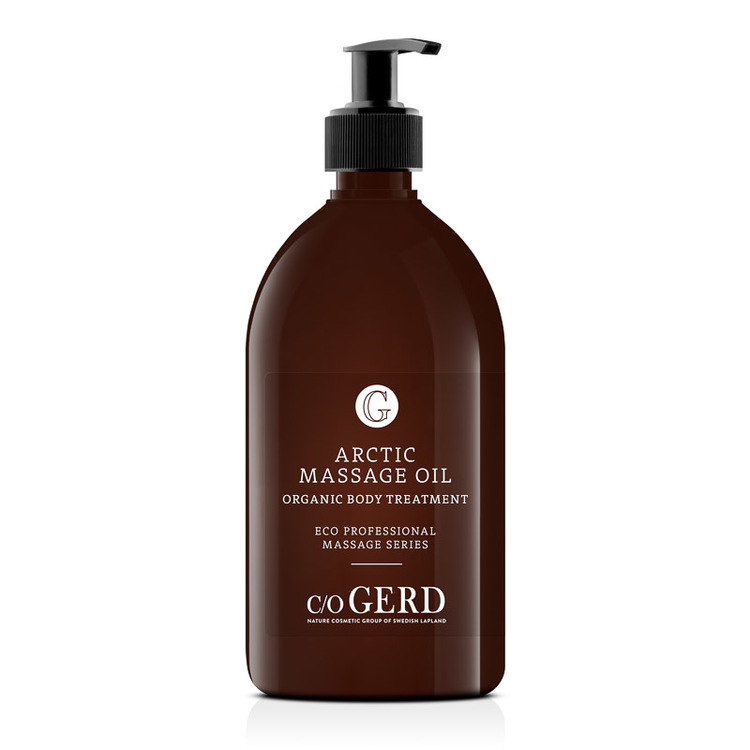Arctic Massage Oil 500ml