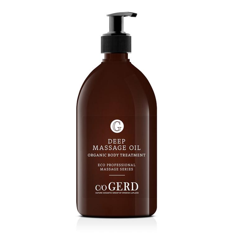 Deep Massage Oil 500ml
