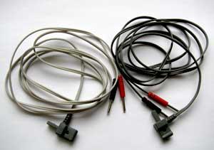 Cefar 2-kanaligt kabelset