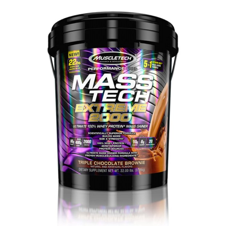 MASS-TECH EXTREME, 9,98KG