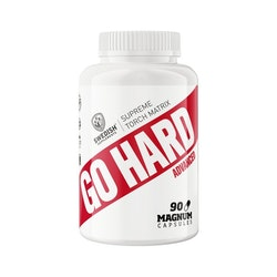 GO HARD ADVANCED , 90 KAPSLAR
