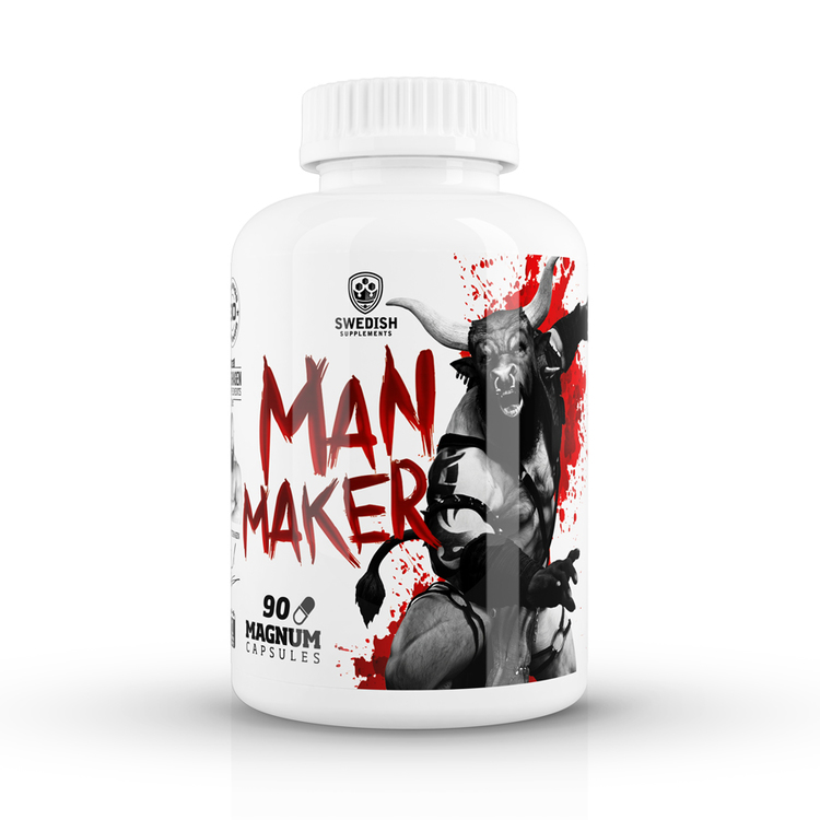MAN MAKER, 90CPS