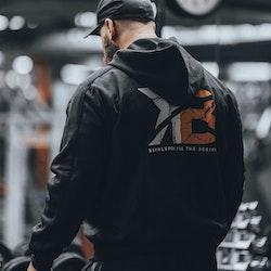 NEW KB zip-hoodie, Black