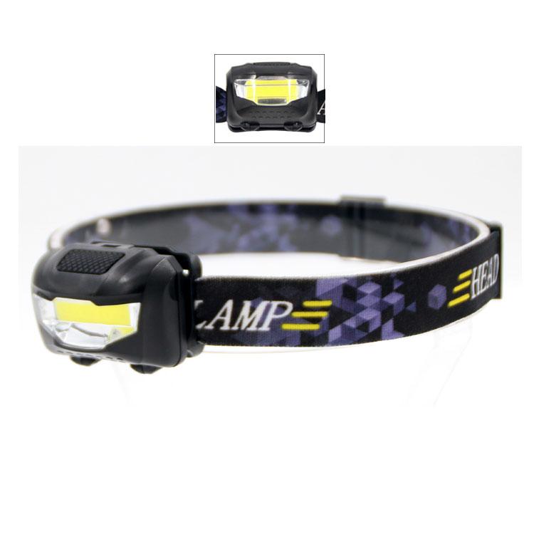 Tålig pannlampa LED för utomhusaktiviteter