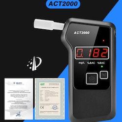 Alkomätare ACT2000 med alkoholspecifik bränslecell