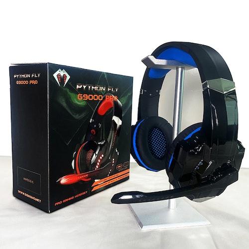 Gaming Headset G9000 Pro för PC / PS4-PS5 / X-box/ Smartphone
