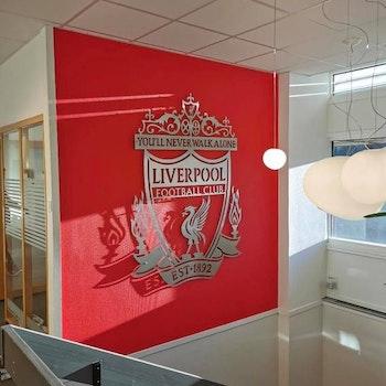 Liverpool logo 50*70cm