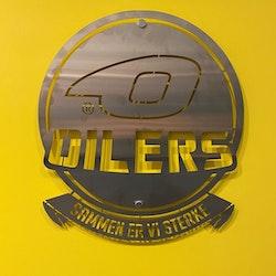 Oilers logo bestilles i Oilers nettbutikk