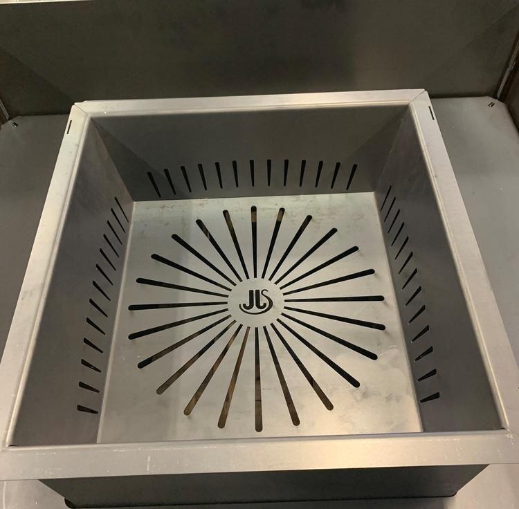 Svensenpannå cortenstål 3,0mm
