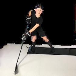 Starskills Pro Slide Board + MEDIUM Slide Booties