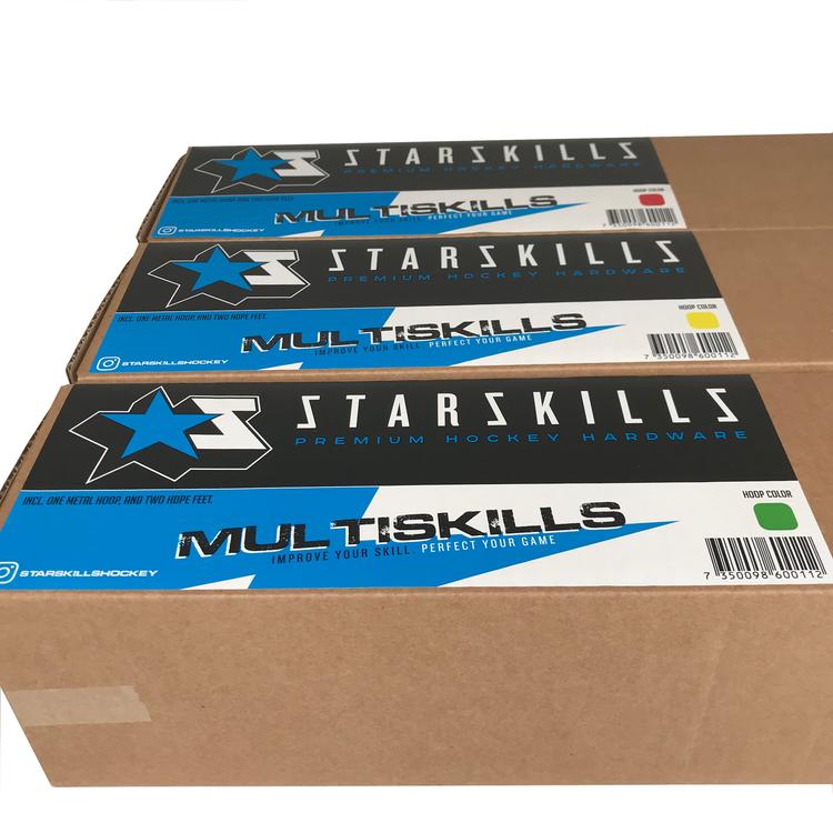 Starskills Multiskills / Gul
