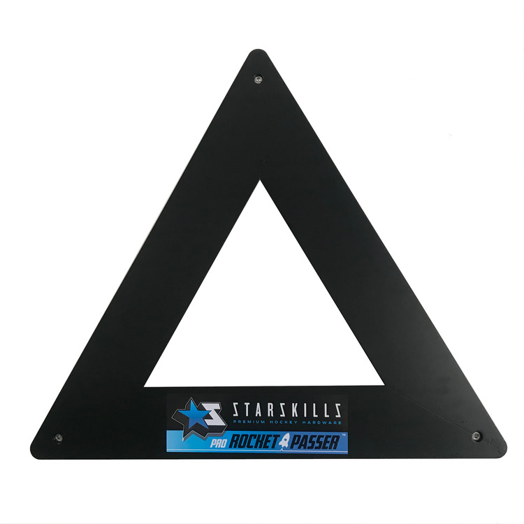 Pro Rocket Triangle Passer Hockey Passare