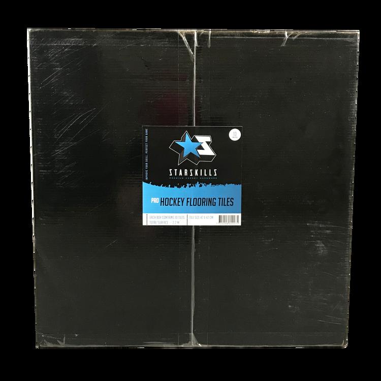 Starskills Pro Hockey Flooring Tiles 50-Pack