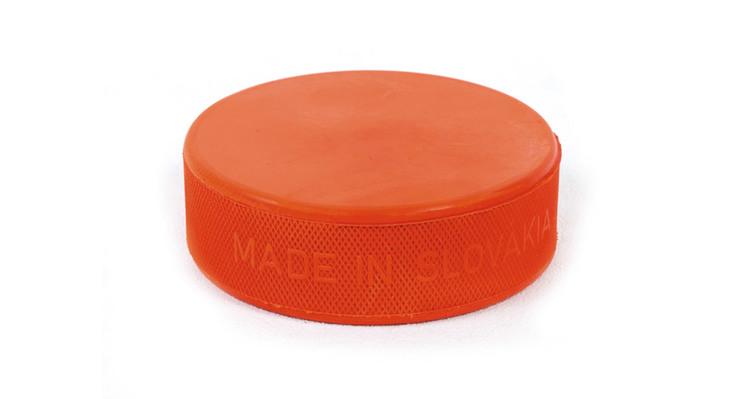 "Vegum Orange ""Heavy"" Puck"
