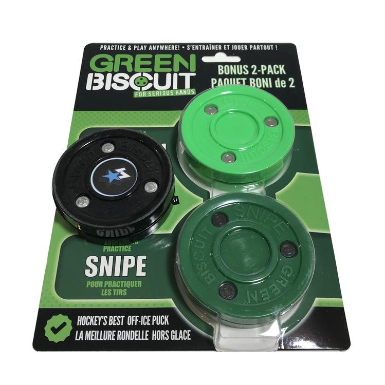 Starskills Green Biscuit Triple Combo